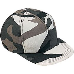 Children's City Camo Cap