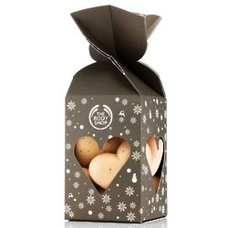 Chocolate Heart Soaps Gift Box