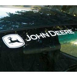 John Deere Xpressionz Windshield Decal