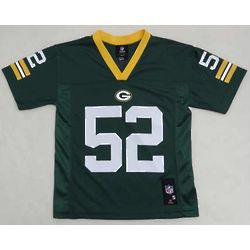 Youth's Clay Matthews #52 Packers Jersey