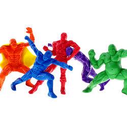 Luchador Erasers
