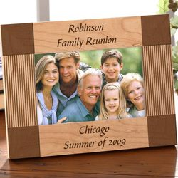 Create Your Own Personalized Wood Frame