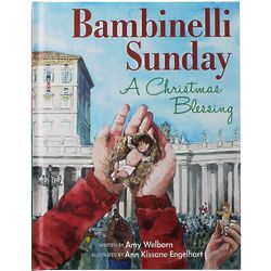 Bambinelli Sunday A Christmas Blessing Book