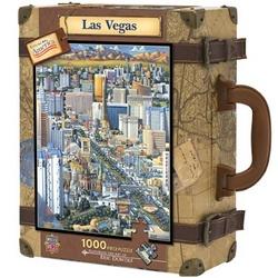 Las Vegas Suitcase Puzzle