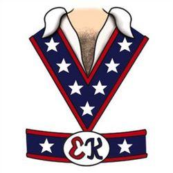 Evel Knievel Tuxedo T-Shirt