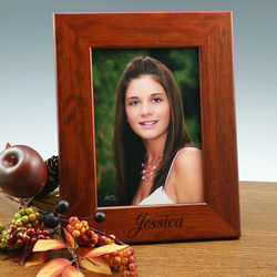 Rosewood Photo Frame
