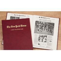 Personalized Book For Steelers Fan