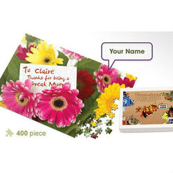 Mother's Day Flowers Jigsaw Puzzle
