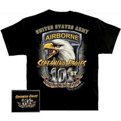 101st Airborne Rendezvous with Destiny T-Shirt