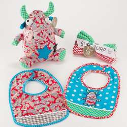 Mommy's Little Monster Baby Gift Set