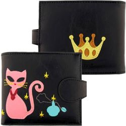 Royal Kitty Wallet