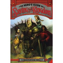 The Hero's Guide to Saving Your Kingdom Book