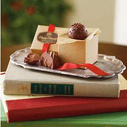24 Pack Chocolate Truffle Gift