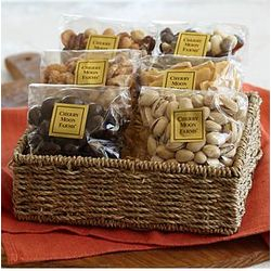 Nuts and Sweets Gift Basket