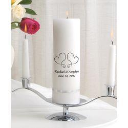 Personalized Premier Unity Candle Set
