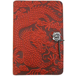 Cloud Dragon Handmade Leather Journal