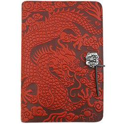 Cloud Dragon Handmade Leather Journal