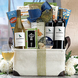 Edenbrook Vineyards Trio Gift Basket