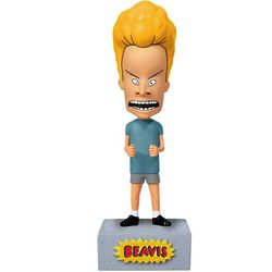 Beavis Wacky Wobbler Talking Bobblehead