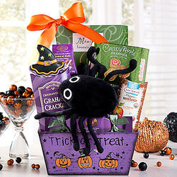 Friendly Spider Collection Gift Basket