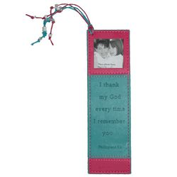 Christian Art Passage Photo Page Marker