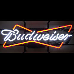 Budweiser Neon Bar Sign