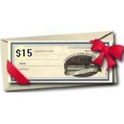 $15 BeltOutlet.Com Gift Certificate
