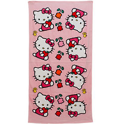 Hello Kitty Tennis Towel