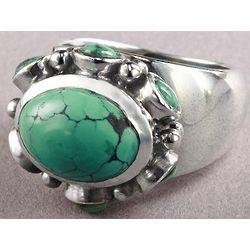Bardot Turquoise Ring