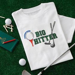 Big Hitter© Adult Golf T-Shirt
