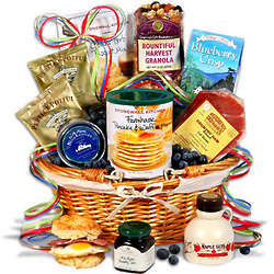 Country Inn Breakfast Gift Basket
