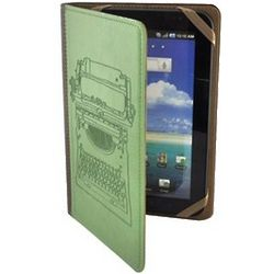 Verso Artist Green Typewriter E-Reader Cover