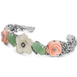 Bouquet Large Cuff Bracelet