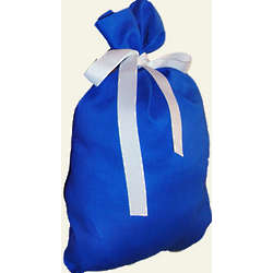 Royal Blue Reusable Gift Bag