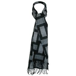 Men's Hash Stripe Softer Than Cashmere Scarf