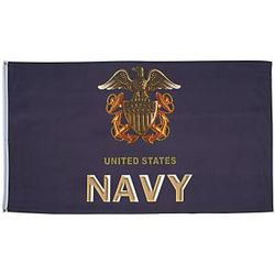 US Navy Anchor Flag