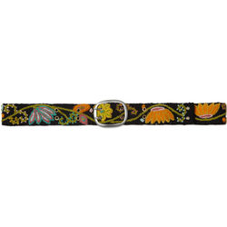 Embroidered Handcrafted Flower Belt
