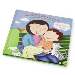 Me and You Personalized Book