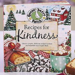 Gooseberry Patch Recipes for Kindness Cookbook