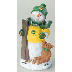John Deere Limited Edition 2013 Resin Snowman