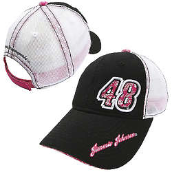 Jimmie Johnson #48 Ladies Downforce Hat