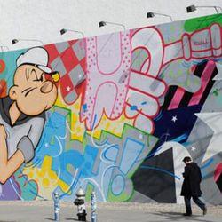 New York Street Art Tour for 1