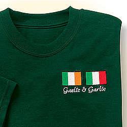 Gaelic And Garlic T-Shirt