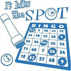 Bingo Hits the Spot T-Shirt