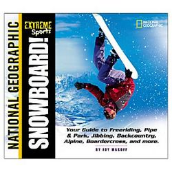 Extreme Sports Snowboard! Book