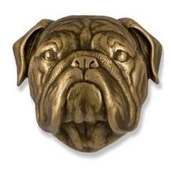 Bulldog Door Knocker