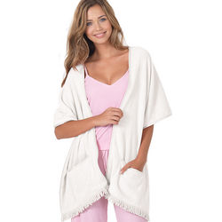White Cuddle Up Wrap