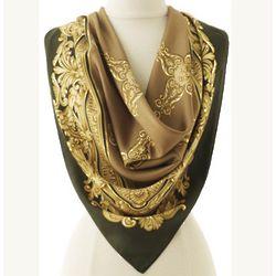 Silk Baroque Scarf