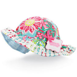 Baby's Lily Pad Sun Hat