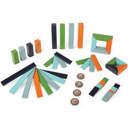 Magnetized Wooden Blocks Set